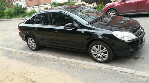 Кузовной ремонт Opel