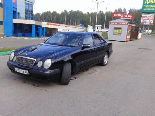 Кузовной ремонт,предпродажная подготовка Mersedes Benz